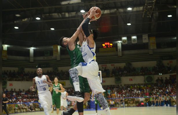 Great season. The University of the Visayas' both junior and senior teams emerge on top in the Cesafi games, a first in 10 years. (SunStar File Foto)